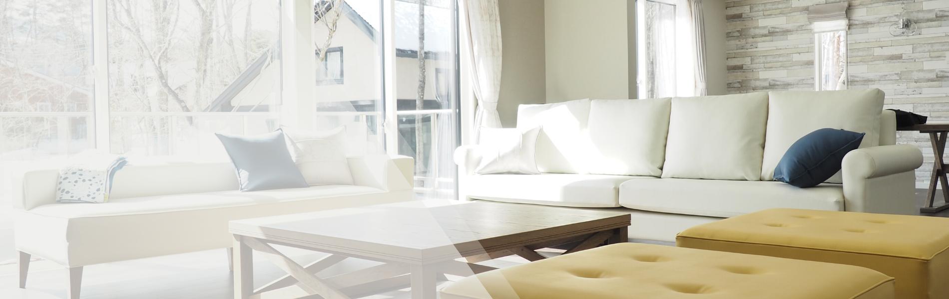 リビング ソファ オーダー家具