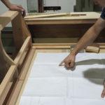 オーダー家具 ソファ 製作